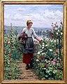Daniel ridgway knight, le rose, 1898 ca.jpg