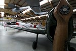 Danmarks Flymuseum, Stauning - KZ II Træner, KZ II Sport, (27243345263).jpg
