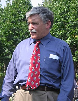 Roméo Dallaire - Image: Darfur Rally 019