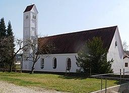 St.-Peter-und-Paul-Weg in Dasing