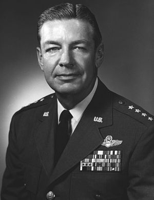David A. Burchinal - General David A. Burchinal