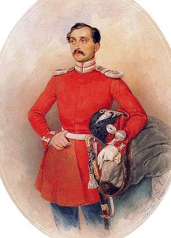 Князь Давид Багратович