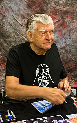 David Prowse in 2013