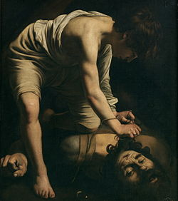 Image illustrative de l'article David et Goliath (Le Caravage)