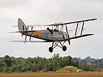 De Havilland DH82A Tiger Moth R4922 (5922566479).jpg