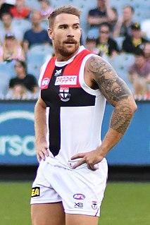 Dean Kent (footballer) Australian rules footballer