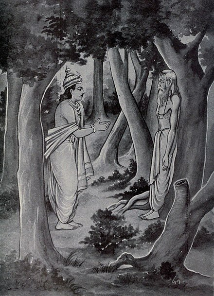 dhritarashtra and pandu relationship