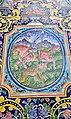 Decorative wall panel, hunting scene, Golestan palace.jpg