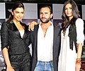 Deepika, Saif, Diana at the Cocktail party in New Delhi.jpg