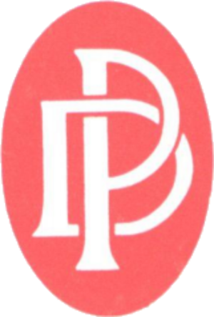Democrat Party (Turkey, 1946–61) - Image: Demokrat Parti (1946) logo