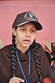 Demonstrator - Science & Technology Fair 2012 - Urquhart Square - Kolkata 2012-01-23 8776.JPG