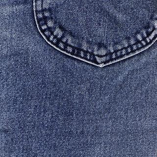 Denim Warp-faced textile