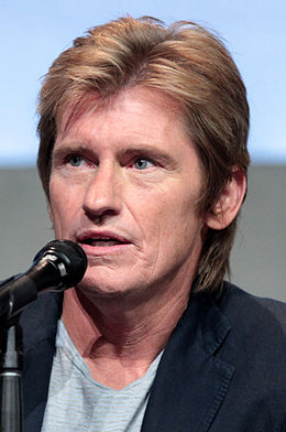 Denis Leary San Diegon Comic-Conissa 2015.