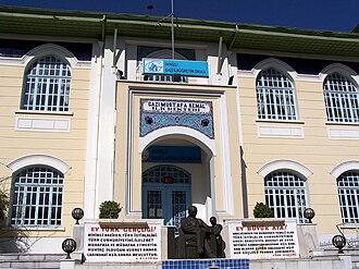 Denizli - Gazi Mustafa Kemal Elementary School