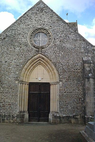 Église Saint-Rémi de fr:Denneville