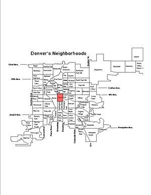 Speer, Denver - Speer Neighborhood
