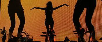 Depeche Mode %40 Bilbao BBK Live 2009