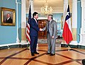 Deputy Secretary Sullivan Welcomes Chilean Foreign Minister Ampuero Espinoza to Washington (42024886601).jpg