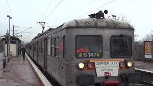 File:Dernier jour des Z 6100 - Gare du Champ de courses d'Enghien.ogv