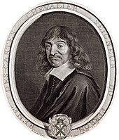 portrait de Descartes