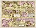 Descriptio fluminum Rheni, Vahalis et Mosae a Rheno Berca ad Goricomium... - CBT 6612140.jpg