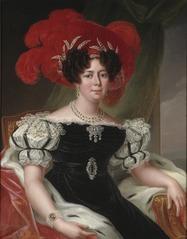 Desideria, 1781-1860, drottning av Sverige och Norge, gift med Karl XIV Johan