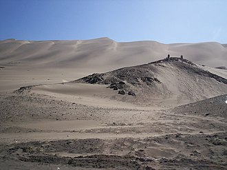 Santa Province - Desert of Chimbote