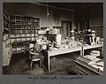 Det gamle bibliotekarkontor i Universitetsbiblioteket (9490782479).jpg