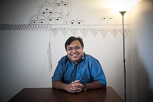 Devdutt Pattanaik - Devdutt Pattanaik in 2014