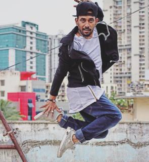 Dharmesh Yelande Indian dancer, choreographer & actor