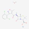 Dicloxacillin sodium hydrate.png