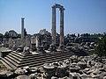 Didyma, Turkey, Temple of Apollon Pillars.jpg