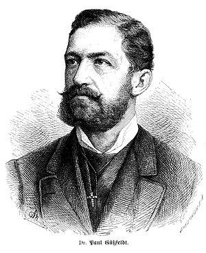 Paul Güssfeldt
