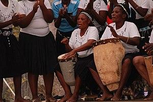 Dihosana - Hosanas at Domboshaba cultural festival