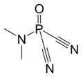 Dimethylamidophosphoric-dicyanide-2D-skeletal-by-AHRLS.png