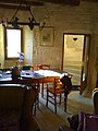 Dining Room at Alogny, Sunset - panoramio.jpg