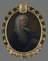 Portret van Adriaen Paets III (1697-1765)