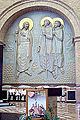 Disciples of Emmaus - Chapel of the Holy Sacrament - Basílica of Aparecida - Aparecida 2014 (2).jpg