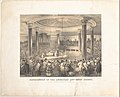 Distribution of the American Art Union Prizes, at the Tabernacle, Broadway, December 24, 1847 MET DP207677.jpg