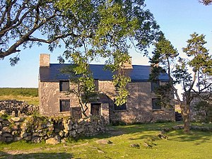 War Horse (film) - Ditsworthy Warren House on Dartmoor, which served as the Narracott family farmhouse in the film.