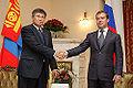 Dmitry Medvedev in Mongolia August 2009-6.jpg