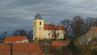 Dobřichov Municipality and village in Central Bohemian Region, Czech Republic