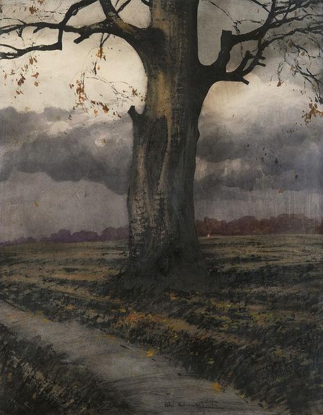 File:Dobrowolski Samotne drzewo 1910.jpg