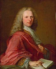 Portrait of Michel de Launey des Isles, 1673-1731