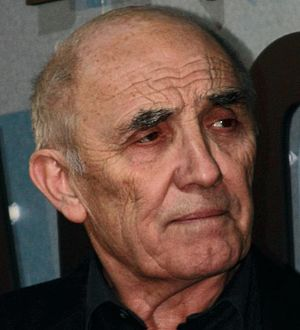 Donald Sumpter - Sumpter at The Girl with the Dragon Tattoo film premiere in 2012
