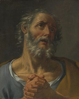 Donato Creti The Penitent St Peter