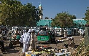 Dongola - Dongola Market