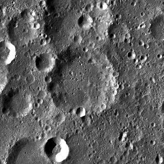 Donner (crater) lunar crater