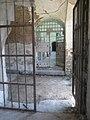 Door to courtyard at former Stara Gradiska Prison.jpg