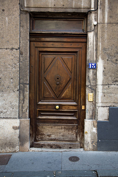 Doors of Lyon, France 6.jpg